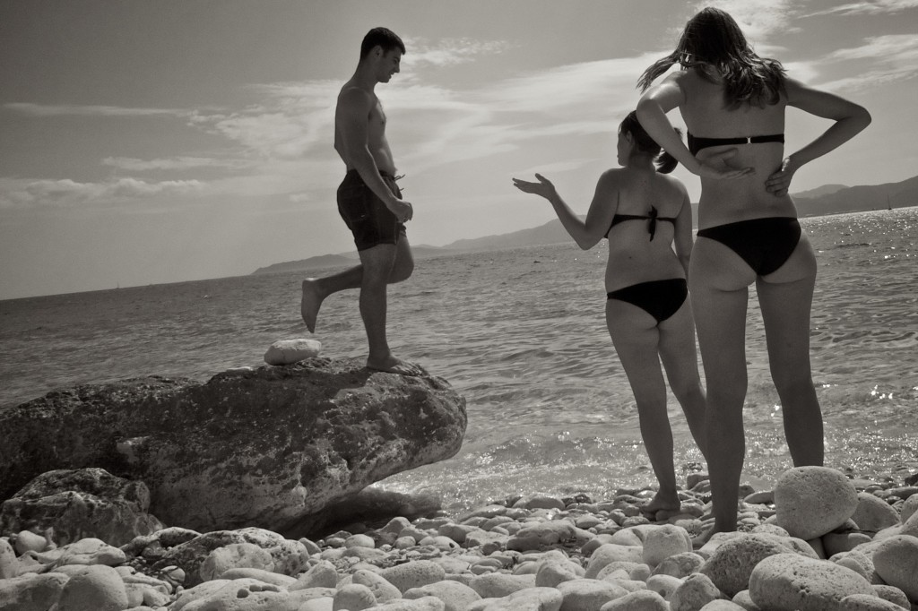 Badefreuden Cagliari