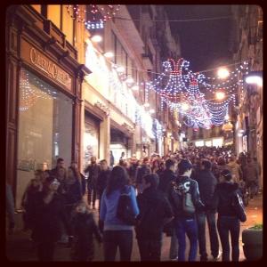Via Manno Cagliari